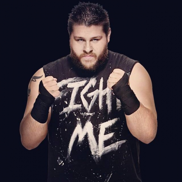Newcomer - Kevin Owens