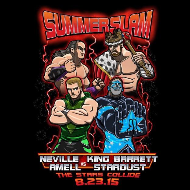 Non-Wrestler - Stephen Amell 2