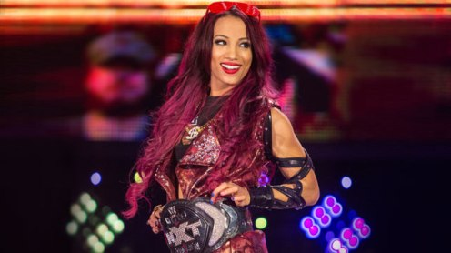 Sasha Banks (NXT Diva, Match & Moment of the Year, 2015)