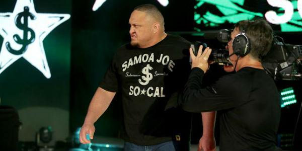 NXT Newcomer - Samoa Joe