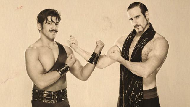 NXT Tag Team - The Vaudevillains