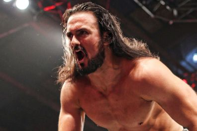 Drew Galloway (Rookie of the Year, 2015)