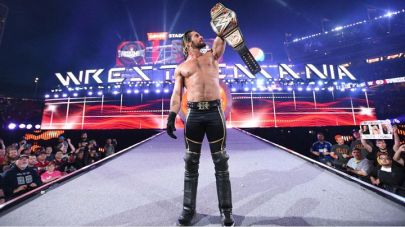 Seth Rollins (Superstar of the Year, 2014-2015)