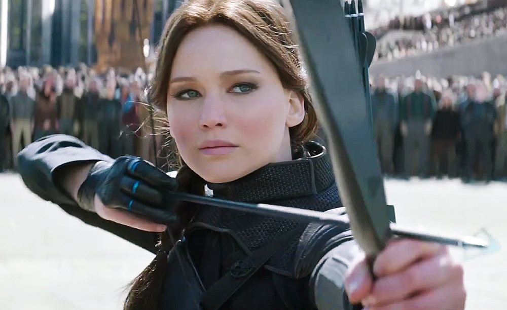 Blockbuster - Katniss