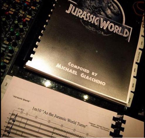 Score - Jurassic World