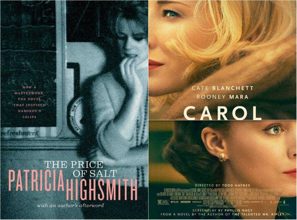 Screenplay - Carol