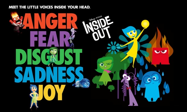 Screenplay - Inside Out