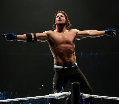 AJ Styles (Superstar of the Year, Moment of the Year, Match of the Year, 2016)