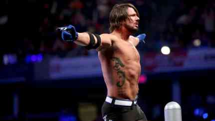 AJ Styles (Newcomer of the Year, Moment of the Year, Fan-Favorite of the Year, 2016)