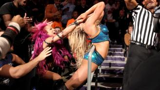 Sasha Banks vs. Charlotte Flair (Feud of the Year, 2016)