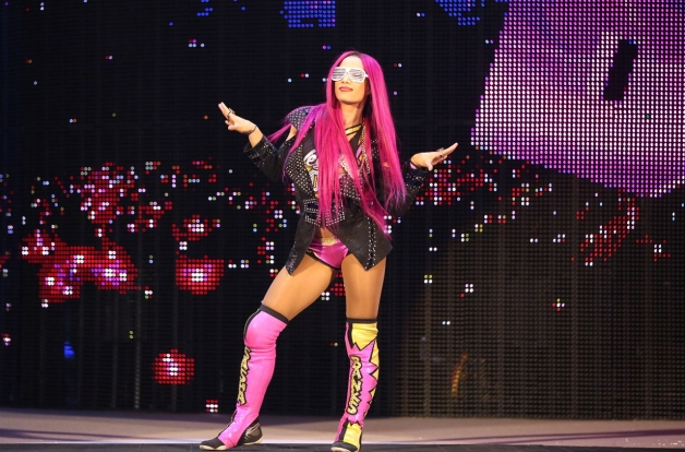 Sasha Banks (Woman of the Year, 2016)