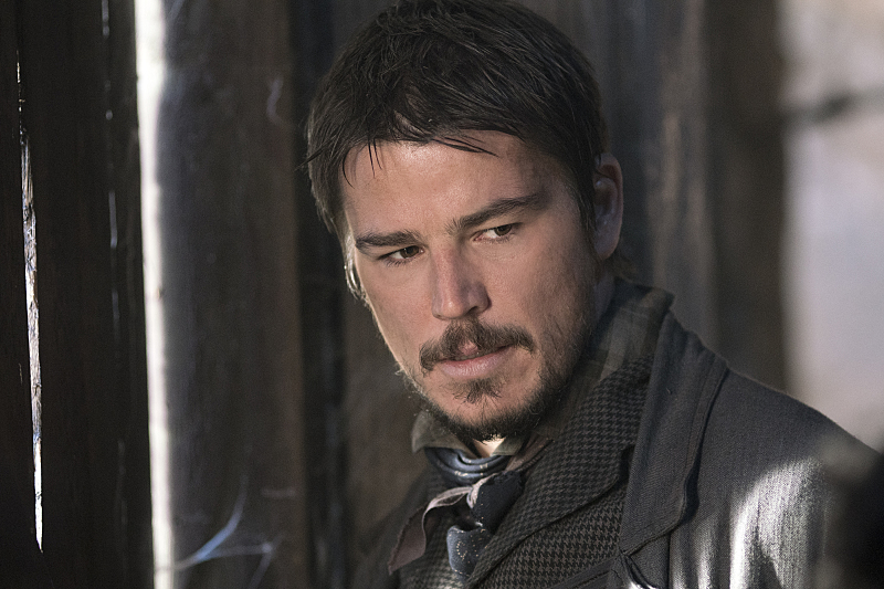 Josh Hartnett - LTD Actor Lead