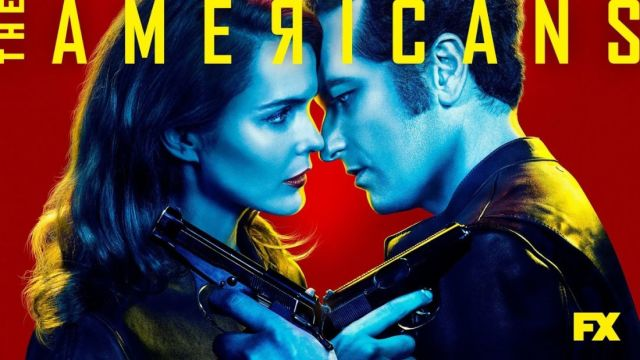 Promotional Art - The Americans