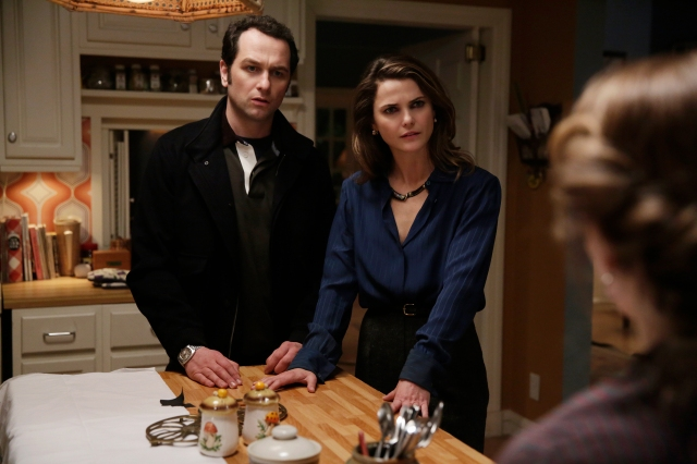 The Americans - Costume