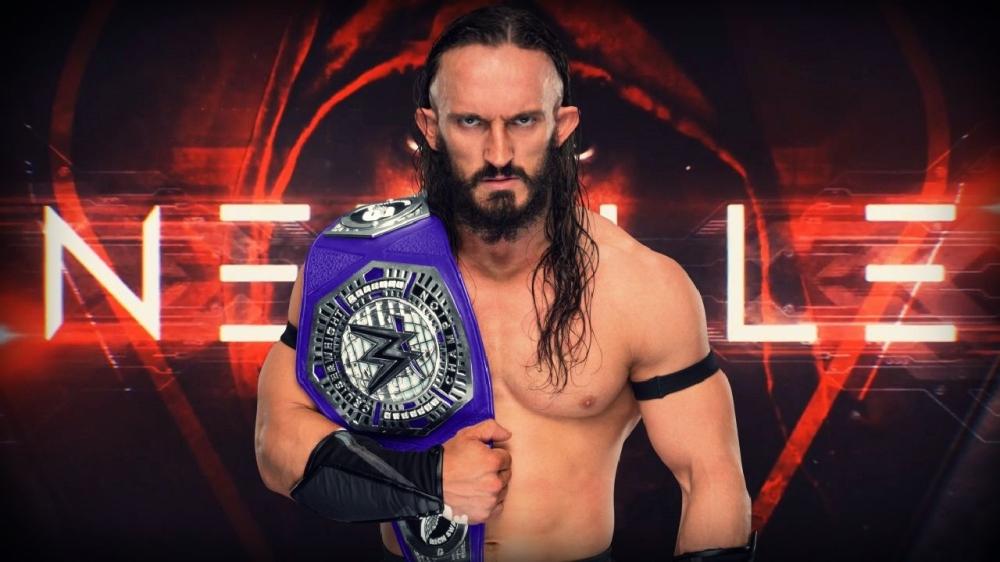 Cruiserweight - Neville