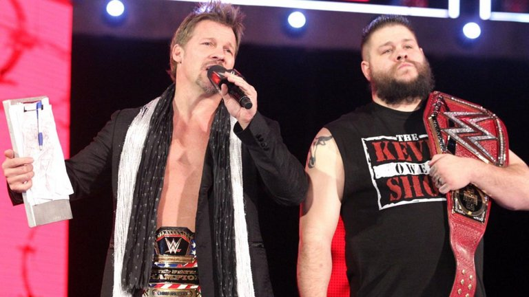 Feud - Jericho-Owens