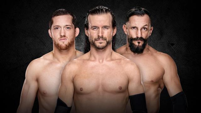 NXT Tag - Undisputed Era