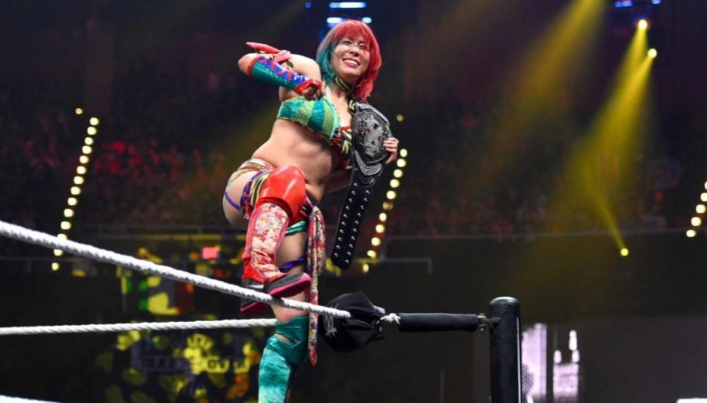NXT Woman - Asuka