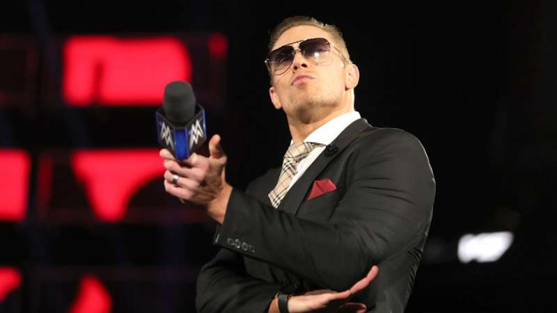 RAW Superstar - The Miz