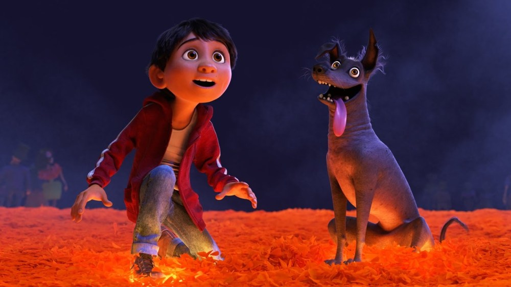 Animated Feature - Coco