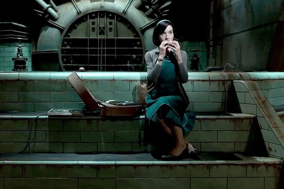 Cinematography - Shape of Water