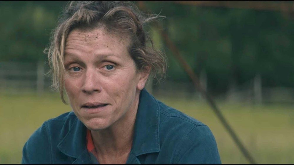 Lead Actress - Frances McDormand
