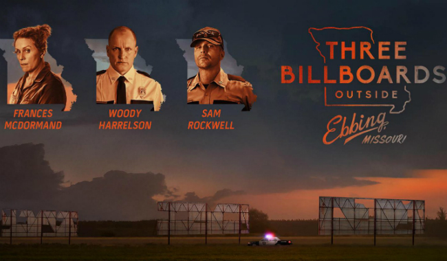 OR Screenplay - Three Billboards