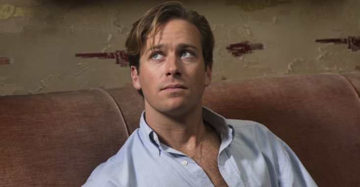 Supporting Actor - Armie Hammer