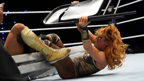 Match of the Year - Becky vs. Charlotte