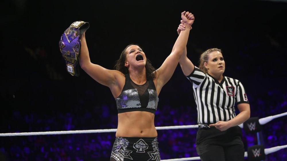 NXT - Shayna