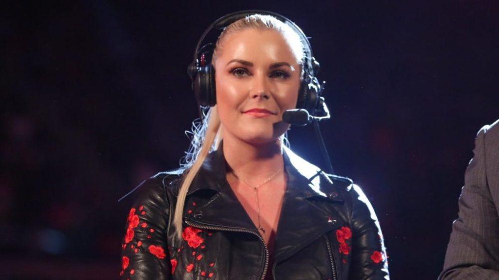 Non-Wrestler - Renee Young