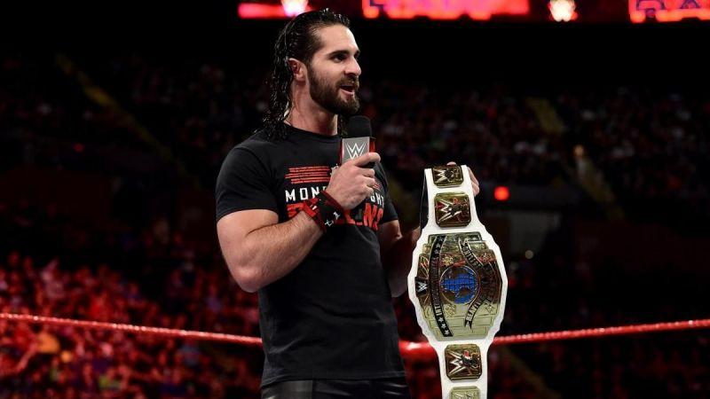 RAW Superstar - Rollins
