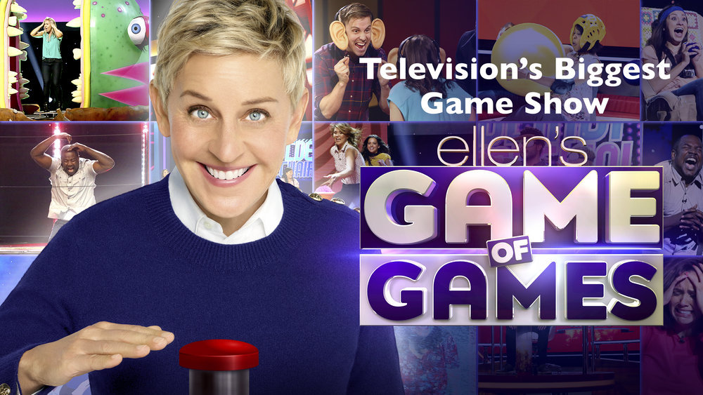 Ellen's Game of Games- Season 1