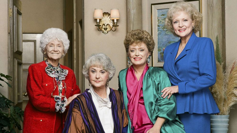 icon - the golden girls