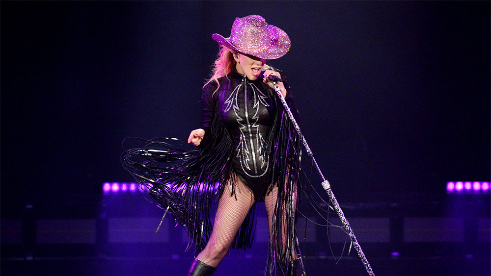 "Lady Gaga ""Joanne"" World Tour - Los Angeles - Night 1"