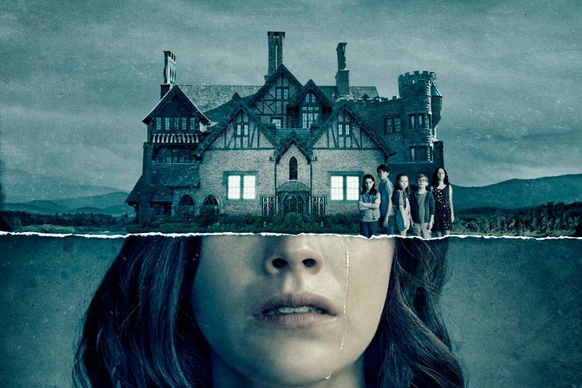score - haunting of hill house