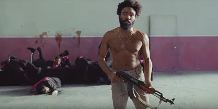 this is america - music video