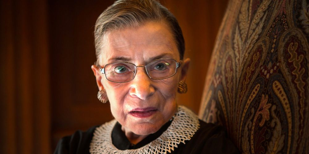 Documentary - RBG