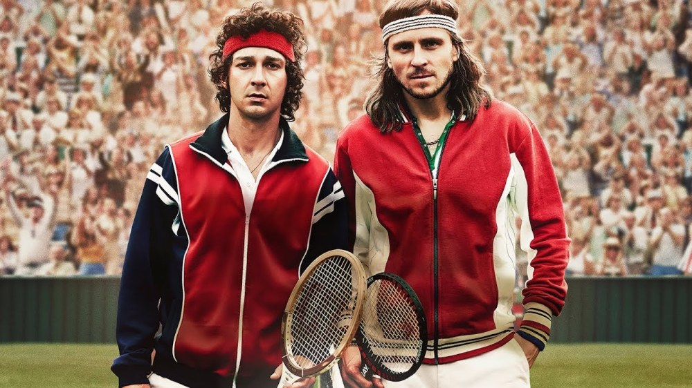 Foreign or Indy - Borg v McEnroe