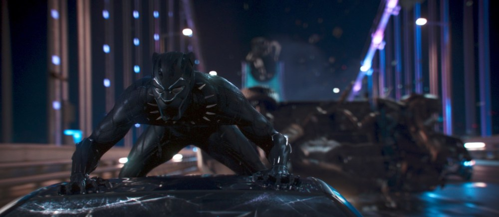 SFX - Black Panther