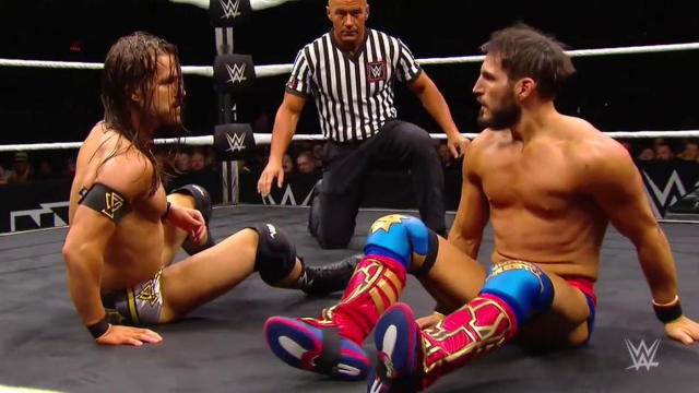 Feud - Adam Cole vs. Johnny Gargano