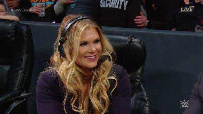 Non-Wrestler - Beth Phoenix