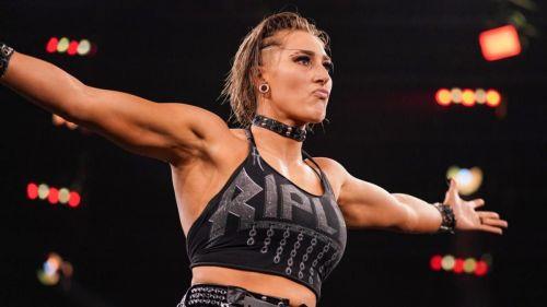 NXT Woman - Rhea Ripley