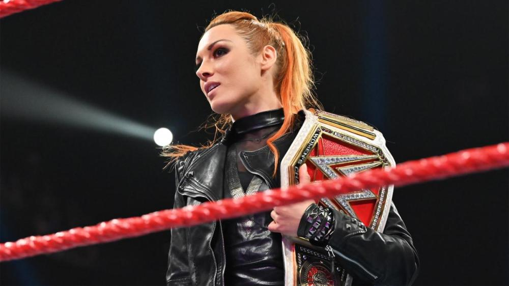 RAW Superstar - Becky Lynch