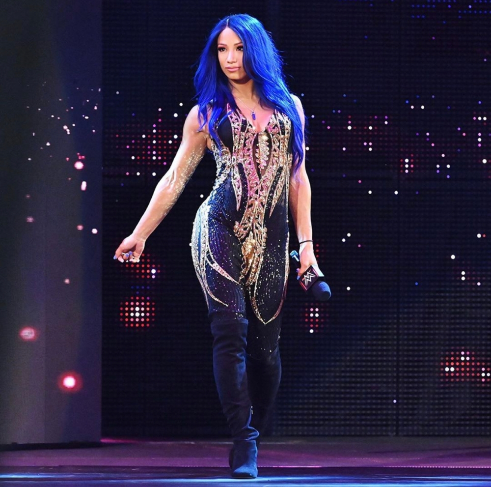Return - Sasha Banks